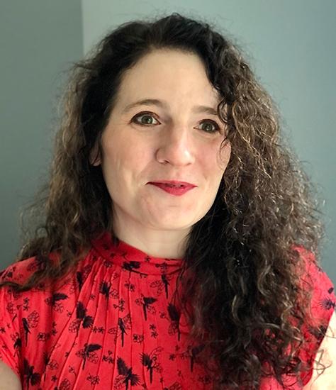 Author Anne Ursu